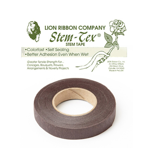 FLORAL TAPE MARRONE 26 MM