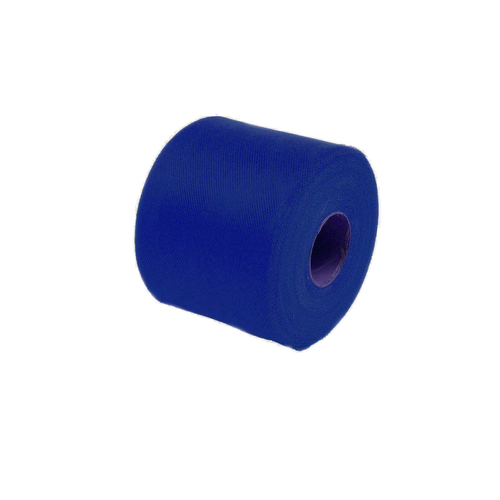 TULLE ALT.125MMX100MT COL.23 BLU ROYAL