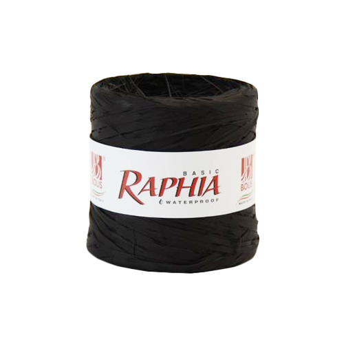 RAPHIA BASIC PACK 200MT.NERO