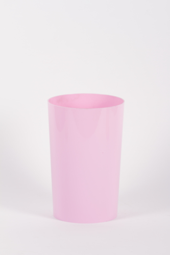 VASO DECOR SMALL D.CM15X23H ROSA
