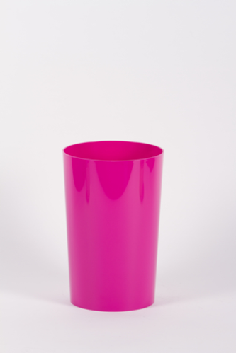 VASO DECOR SMALL D.CM15X23H PURPLE
