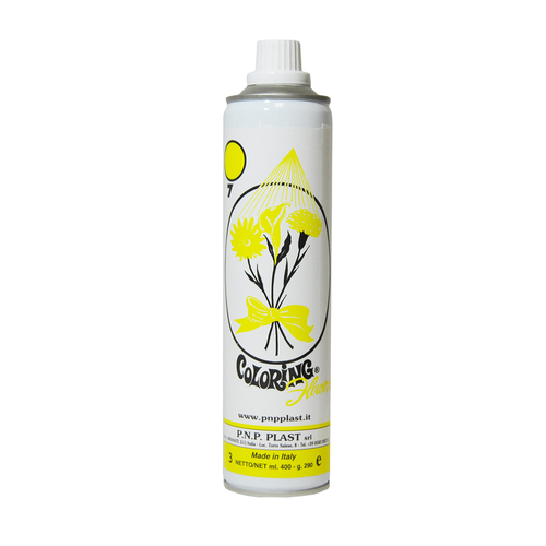 COLORANTE SPRAY GIALLO 7