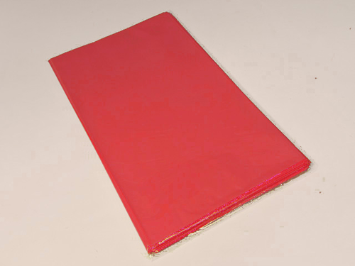 BUSTE METAL SOFT 35X50CM (50) ROSSO