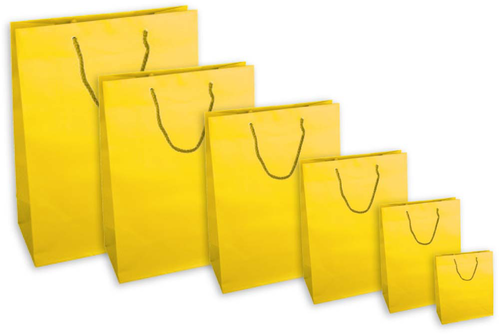 SHOPPER 27X12X37 GIALLO (12)